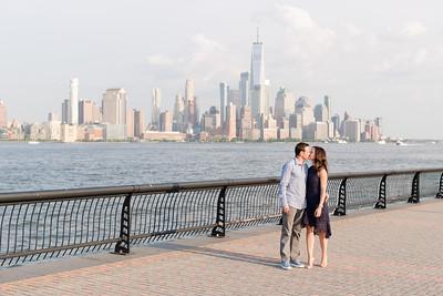 Hoboken Engagement Session 022