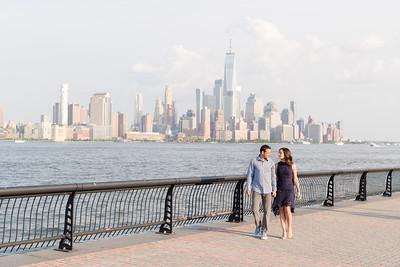 Hoboken Engagement Session 021