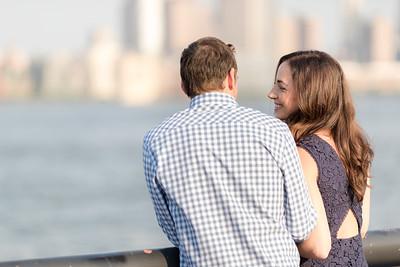 Hoboken Engagement Session 013