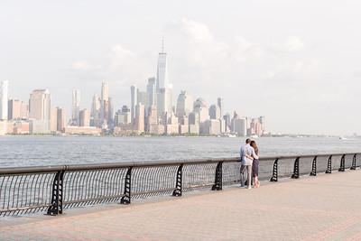 Hoboken Engagement Session 019