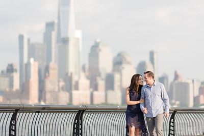 Hoboken Engagement Session 008