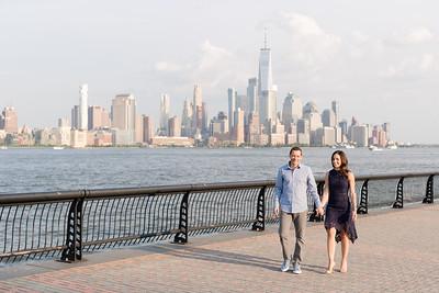 Hoboken Engagement Session 023