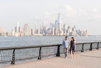 Hoboken Engagement Session 020