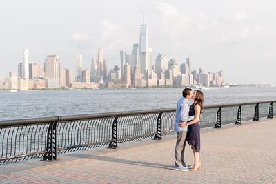 Hoboken Engagement Session 024