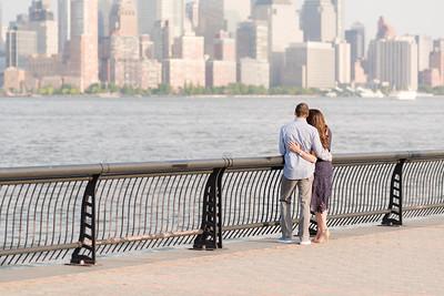 Hoboken Engagement Session 017