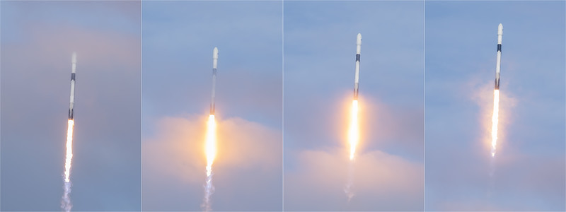 Eshail2 by SpaceX