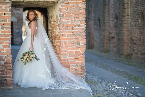 Esküvő Brigi & Renató Castello Bevilacqua 2018.04.28