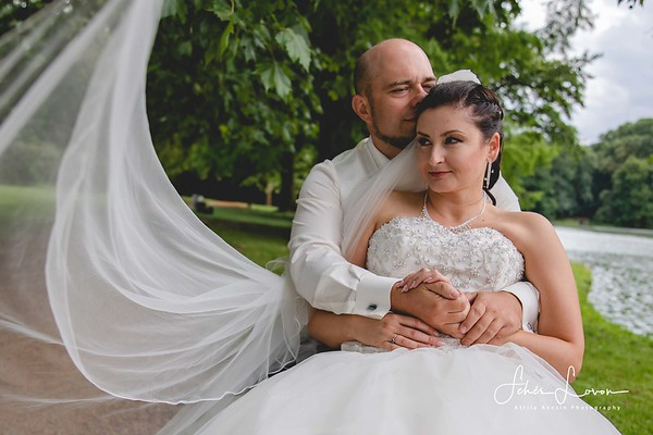 Esküvő Évi & Tibi Agárd 2018.06.24