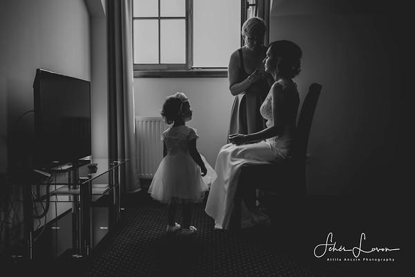 Esküvő Kriszta & Dávid Inárcs 2018.06.29