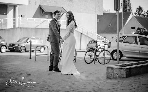 Esküvő Eszti & Matyi Tatabánya Pálmaház 2017.05.19