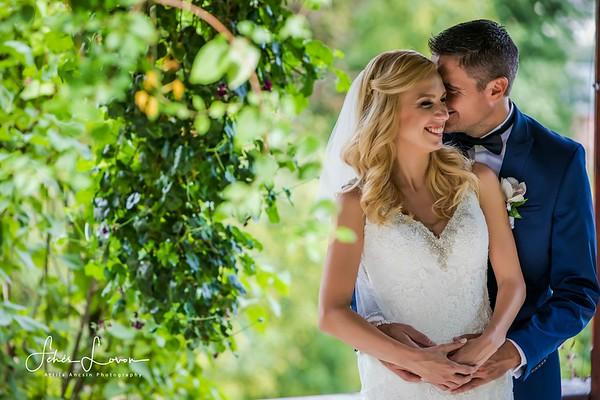 Esküvő Magdi & Emmanuel Simontornya 2017.09.16
