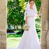 A gyönyörű menyasszony