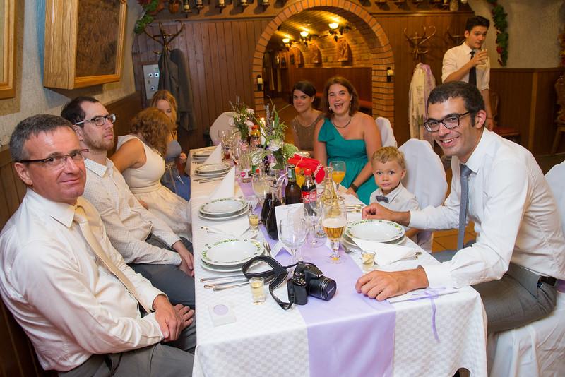 A vőlegény családja