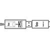 JitterBug com Dragonfly (DAC USB) em série