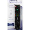 Comando de substituição para televisores Panasonic