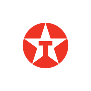 Clear Space Logo Texaco