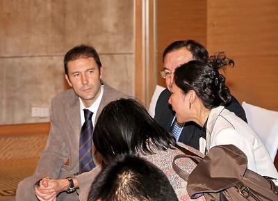 Conference de presse Pekin 111207 5