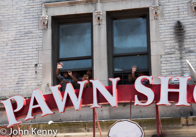 Broadway caravan 6/25/16