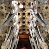 Interior da Igreja da Sagrada Família