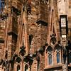 Detalhes Arquitetônicos da Igreja da Sagrada Família
