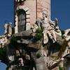 Escultura no Centro Histórico de Córdoba