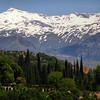 Vista da Sierra Nevada
