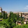 Vista Geral de Alhambra