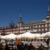 Plaza Maior de Madri