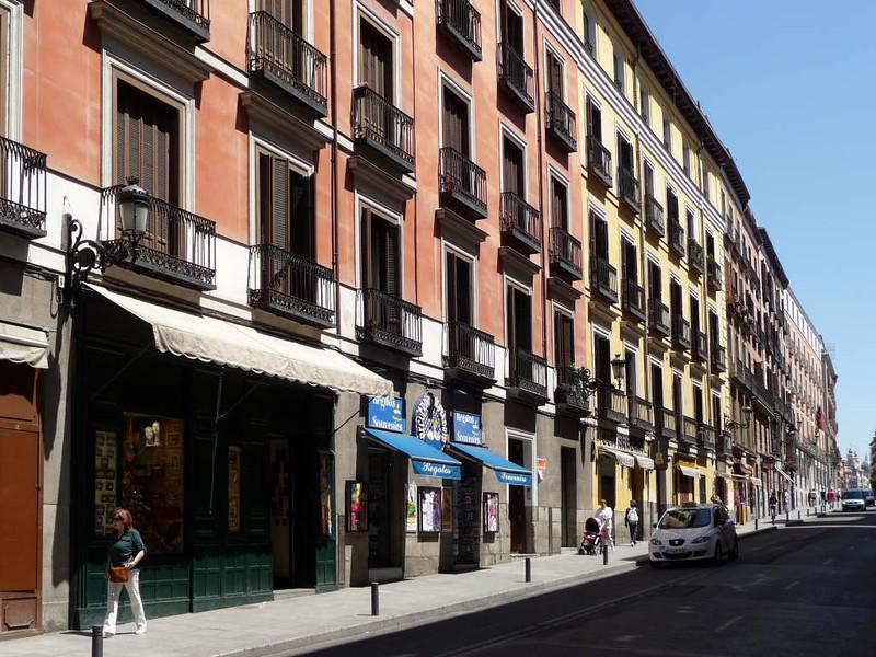 Centro de Madri