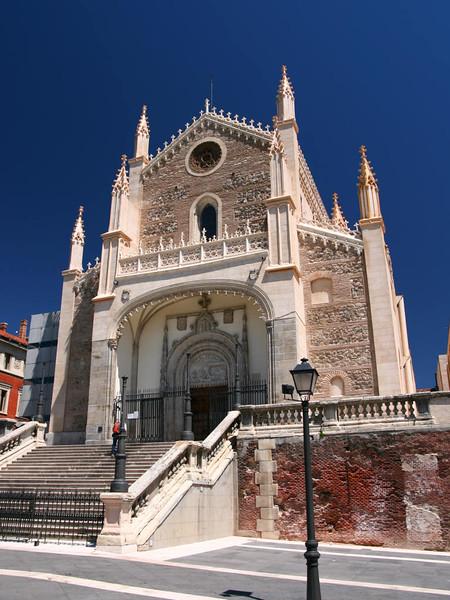 Igreja San Jerónimo el Real