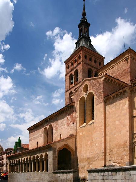 Centro Histórico de Segóvia