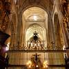 Interior da Catedral de Segóvia