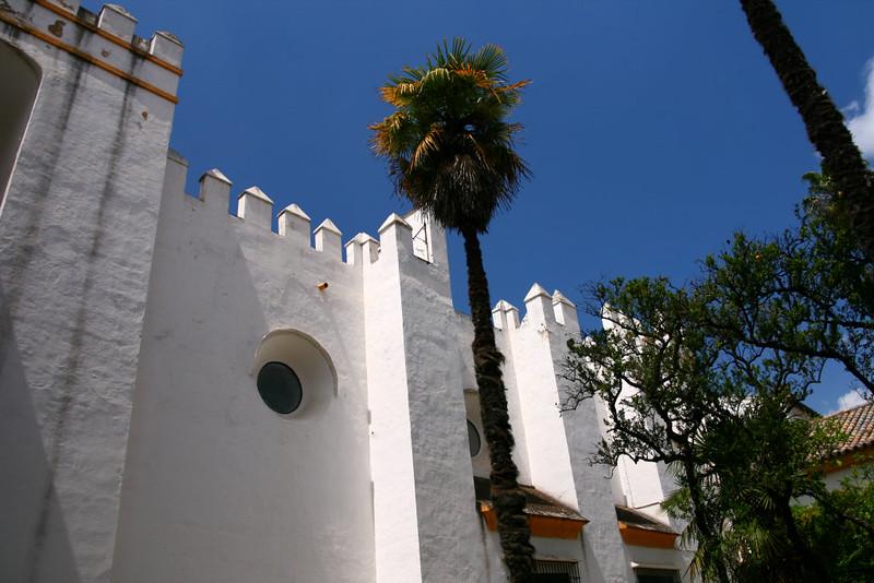 Alcazar de Sevilha
