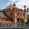 Detalhe Arquitetônico da Praça de Espanha