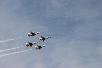 Air Show - Thunderbirds