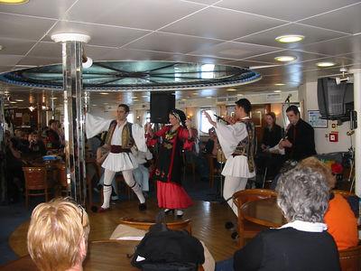 Danza Sirtaki - Grecia (Islas)