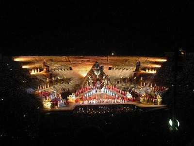 Opera AIDA - Verona