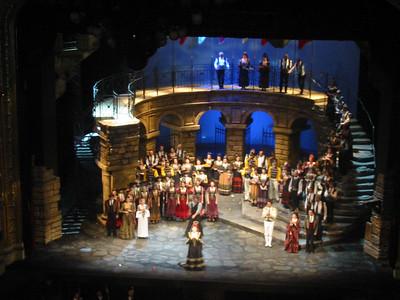 Opera CARMEN - Praga