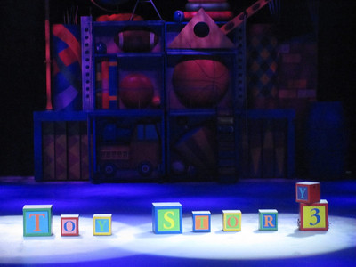 Toy Story on Ice