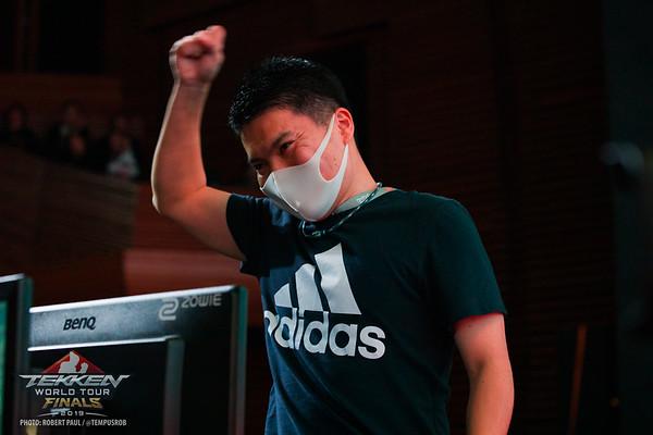 2019-12-07 - Tekken World Tour 2019 Finals / Photo: Robert Paul