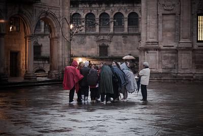 Santiago de Compostela - Spagna 2010-2012.