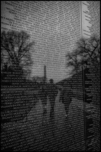 Vietnam Veterans Memorial (2020)