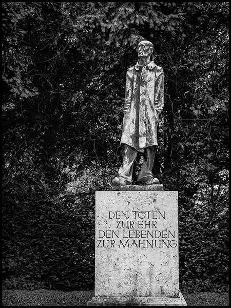Dachau Concentration Camp (KZ-Gedenkstätte Dachau) (2006)