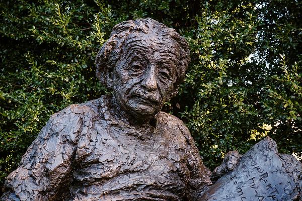 Albert Einstein Monument, Washington, DC (2020)