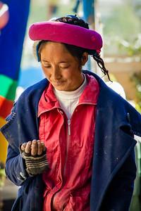 Tibetan Woman (2011)