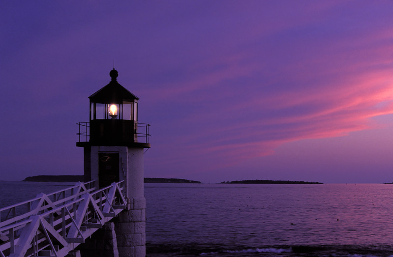 Marshall Point Lighthouse, Maine (2001)