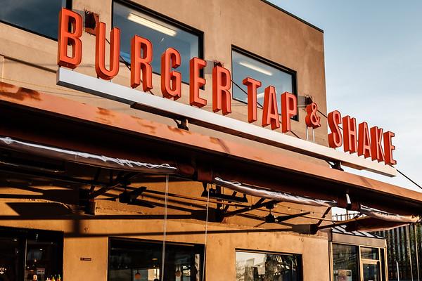 Burger Tap & Shake