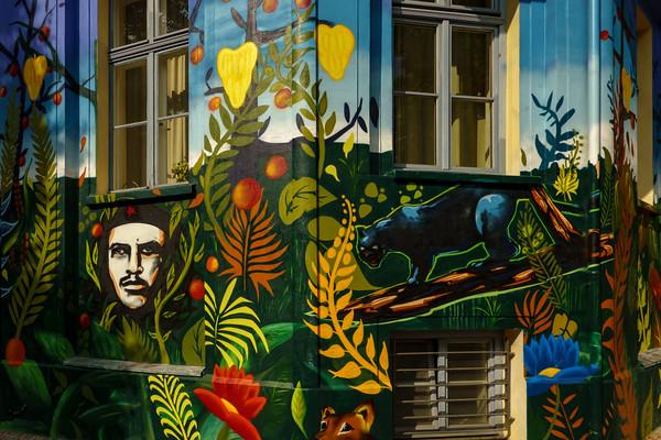 Painted House in Berlin (2018)