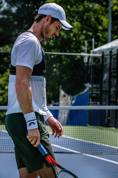 Andy Murray at the Citi Open, Washington, DC (2019)