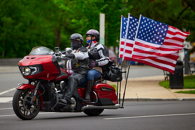 """Rolling Thunder, """"Ride for Freedom"""" (May 30, 2021)"""